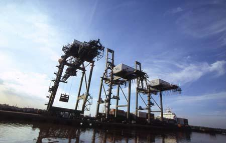Quayside Cranes