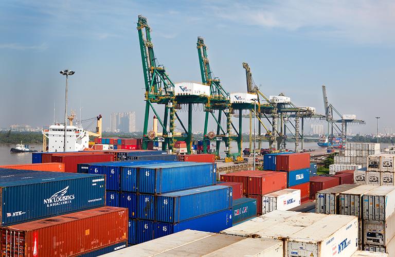"""Giải thưởng """"Cảng container năng động nhất Châu Á"""""""