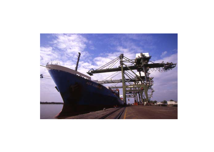 Discharging/Loading Services