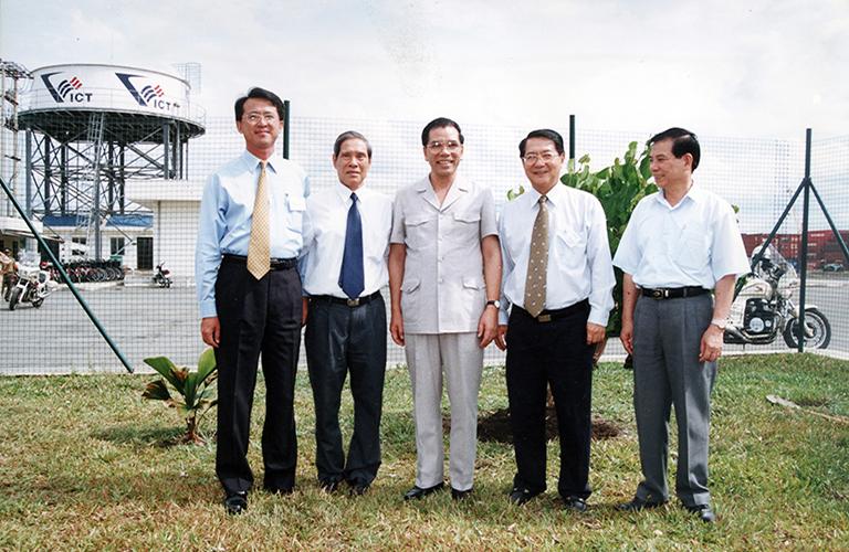 Chuyến viếng thăm của Tổng Bí Thư - Nông Đức Mạnh